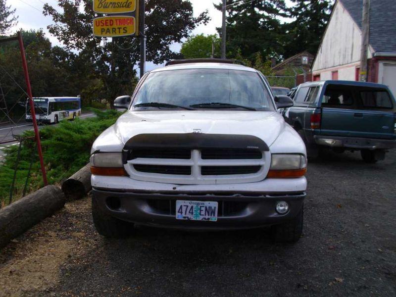 1998 dodge truck dakota suspension-steering dakota spindle knuckle  front |  515 SLT,5.2,4x4