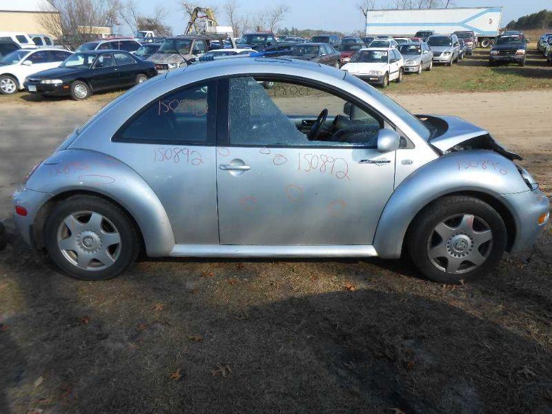 2001 Volkswagen Beetle Front Body 109 Radiator Core Support 109 5