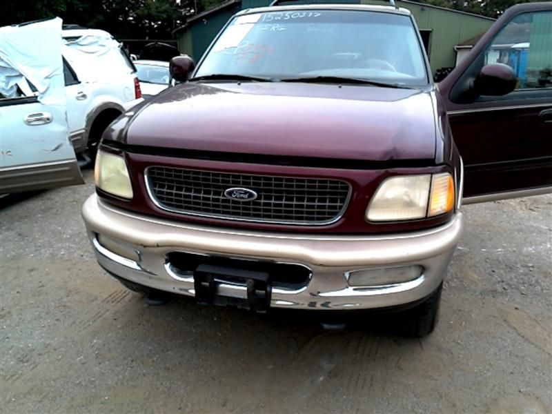 1997 ford truck ford f150 pickup front body radiator core support 109 SUV