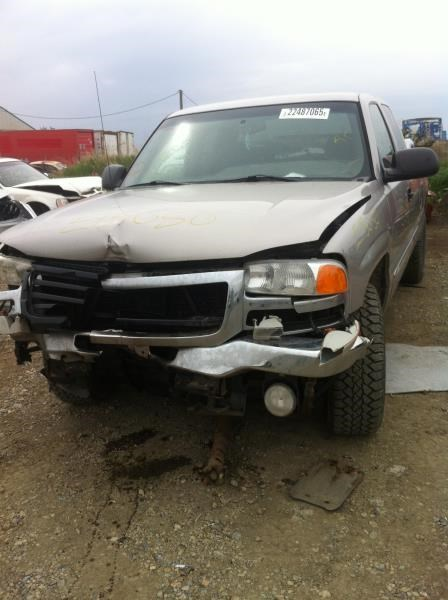 2005 chevrolet truck silverado 2500 pickup interior 251 - 2005 chevy colorado interior parts ...