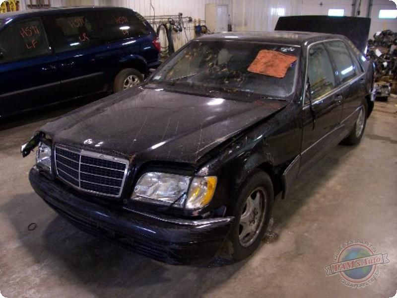 1995 mercedes benz s320 cooling and heating radiator for Mercedes benz 1995 s320