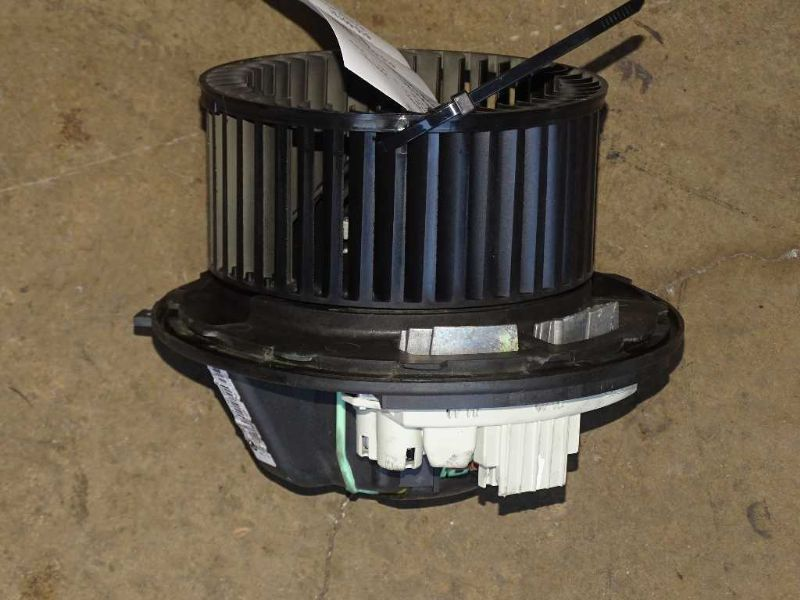 Used 2008 bmw 128i cooling and heating blower motor blower for Furnace blower motor home depot