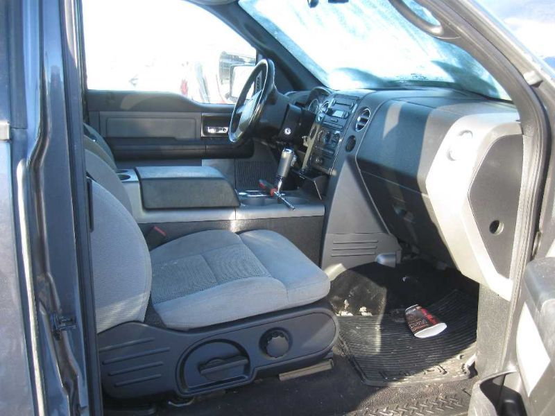 2005 Ford Truck Ford F150 Pickup Interior Speedometer Head Cluster Cluster Kph Fx4 Id 4l34