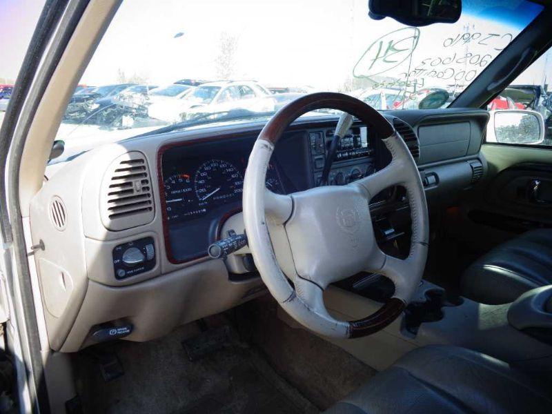 Used 2000 Cadillac Escalade Interior Escalade Seat Front Part 174