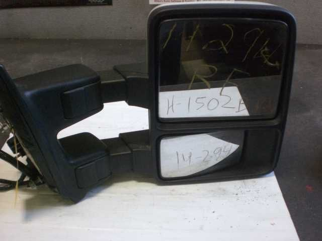 2008 ford truck ford f250sd pickup doors side view mirror for Mirror 2008 dual audio