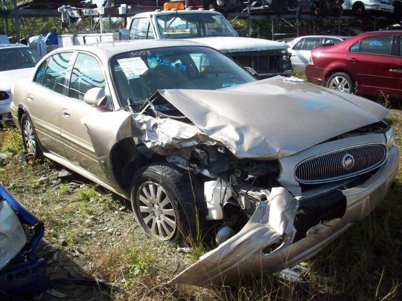 Biloxi Auto Recycling >> 2002 Buick Lesabre Lights Front Lamp Left Parklamp Turn ...