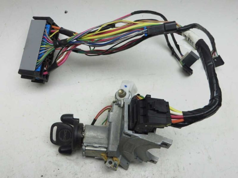 Used 2005 Gmc Truck Yukon Xl 1500 Electrical Ignition Switch Igni