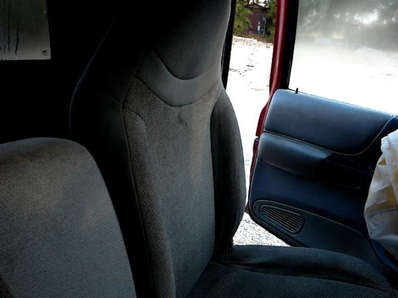 2000 Ford Ranger Interior 202 Seat Front 202 02173al Left Thru 4