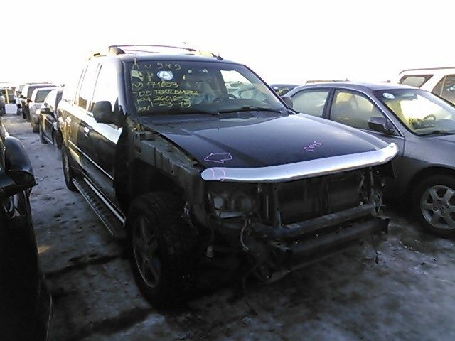 2008 Chevrolet Truck Trailblazer Interior Front Seat Belts Driver Retractor Used Auto Parts