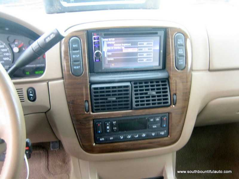 Used 2004 ford truck explorer sport trac interior interior - Ford explorer sport trac interior parts ...