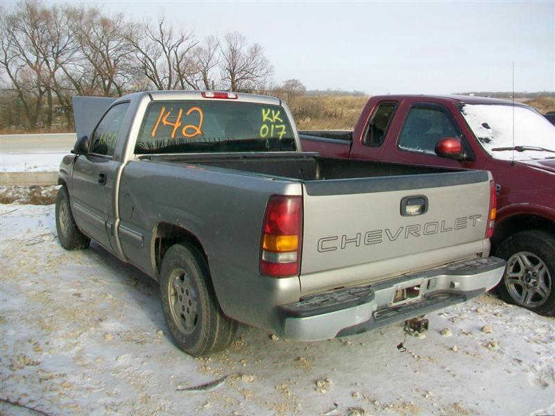 2001 Chevrolet Truck Suburban 1500 Interior Speedometer Head Cluster Cluster Canada Kph