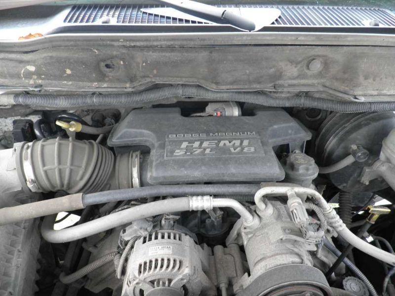 2008 dodge truck dodge 1500 pickup engine oil pan 5 7l for Who picks up used motor oil