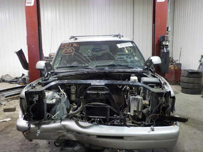 Flint Auto Salvage >> Used 2005 Chevrolet Truck Silverado 3500 Pickup Entertainment Rad