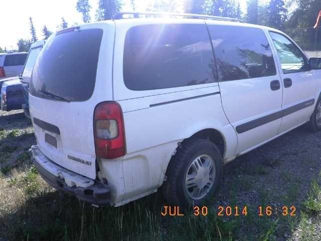 2005 pontiac montana doors montana door assembly  front 120 WHITE,WGN,FWD,PM,Tint,Grey,PW,PL,Dri