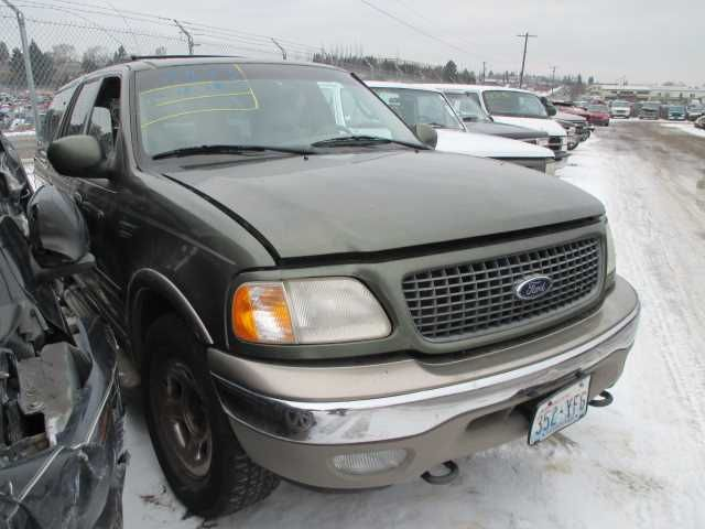 2002 lincoln navigator electrical chassis control module temperature   behind ctr dash   id f5lf 19e624 ac 591 TEMP