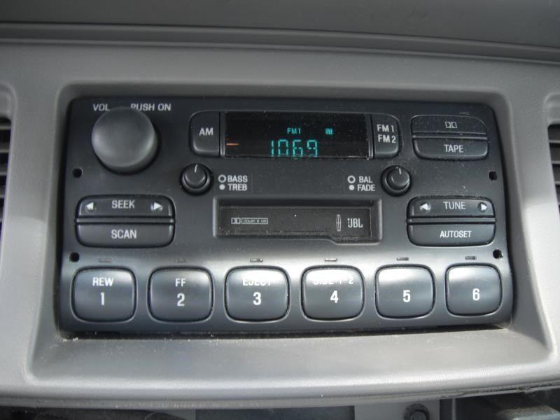 1997 Grand Marquis Radio Wiring Diagram