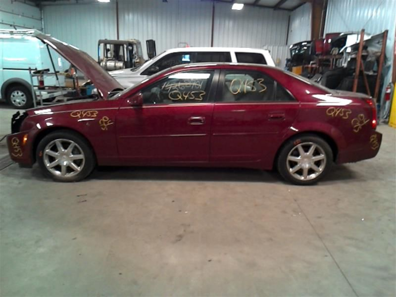 2003 cadillac cts suspension-steering cts spindle knuckle front 515 RH,8/03,RWD,ABS,W/HUB IN  CAR