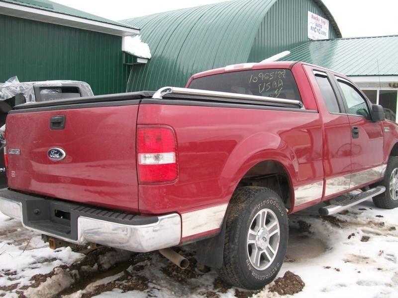 2004 ford truck f150 interior f150 seat  front 202 Grey-NE