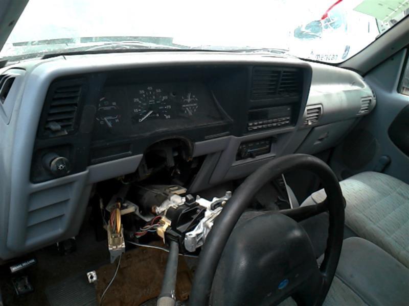 1990 ford truck bronco-ii suspension-steering bronco ii steering column 238 GRY,TCD,5SP,NO KEY