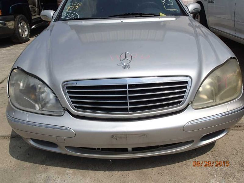 2000 mercedes benz s500 front body 104 grille 104 58877a for Mercedes benz parts houston
