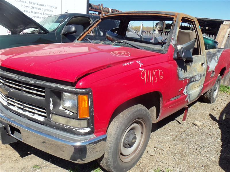 1998 chevrolet truck chevrolet 1500 pickup suspension for Paradise motors elkton md