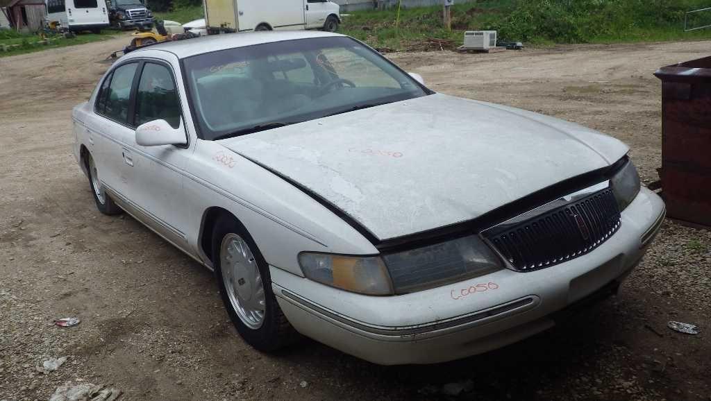 1996 lincoln continental front body 109 radiator core support 109. Black Bedroom Furniture Sets. Home Design Ideas