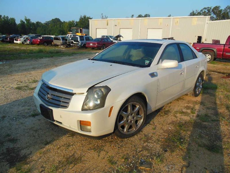 2003 cadillac cts suspension-steering stub axle knuckle  rear right r  490 AT