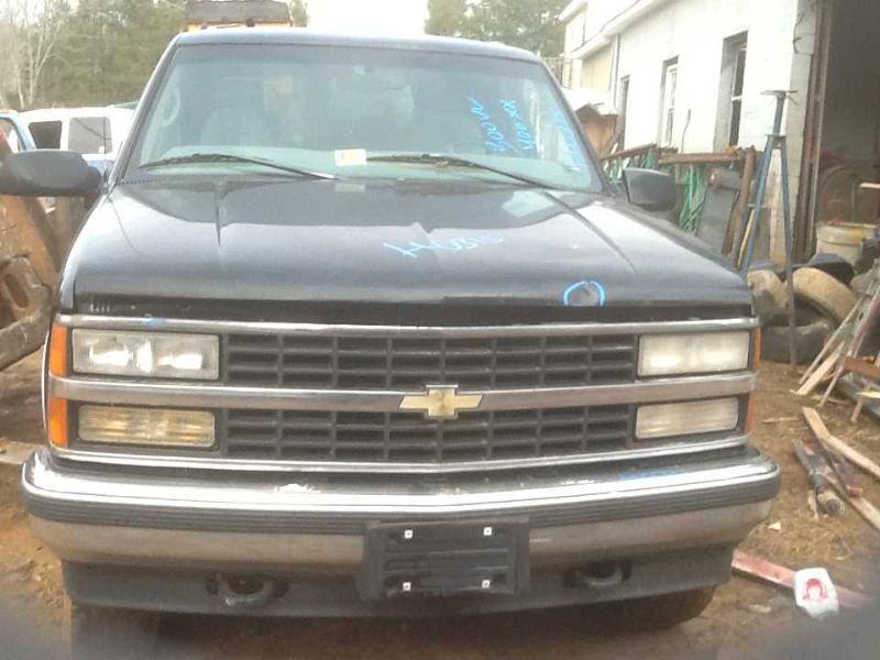 used 1998 chevrolet truck suburban 1500 axle drive shaft rear 4x4. Black Bedroom Furniture Sets. Home Design Ideas