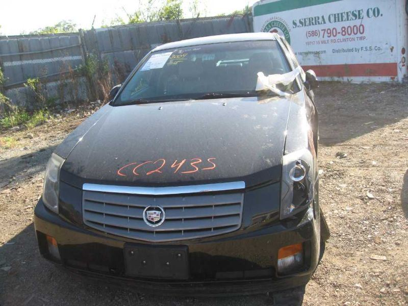 2003 cadillac cts suspension-steering cts spindle knuckle  front |  515 RH,06-03,ABS