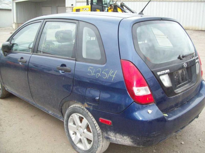 Suzuki aerio repair manual