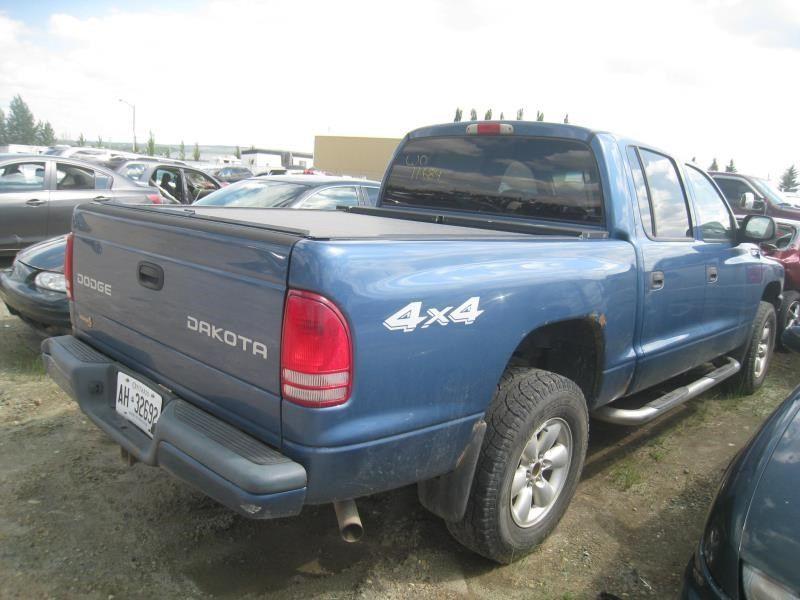 Used 2004 Dodge Truck Dakota Axle Axle Assembly Rear 4x4 ...