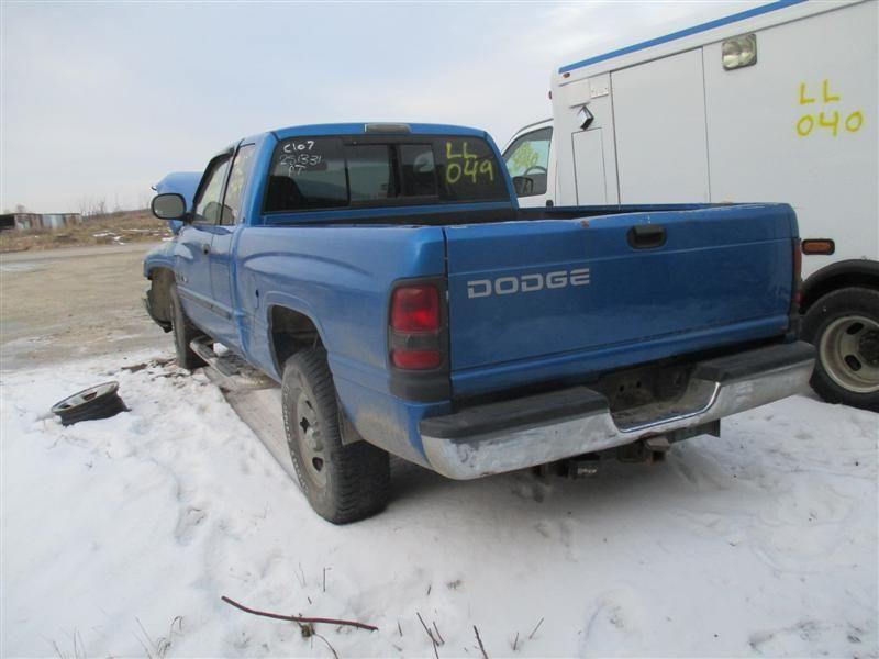 Used 2001 Dodge Truck Dodge 1500 Pickup Interior Dash Panel Dash