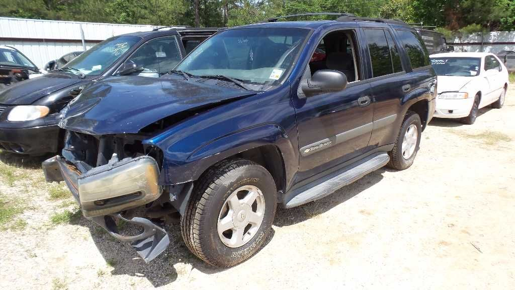 2003 Chevrolet Trailblazer Interior Speedometer Head