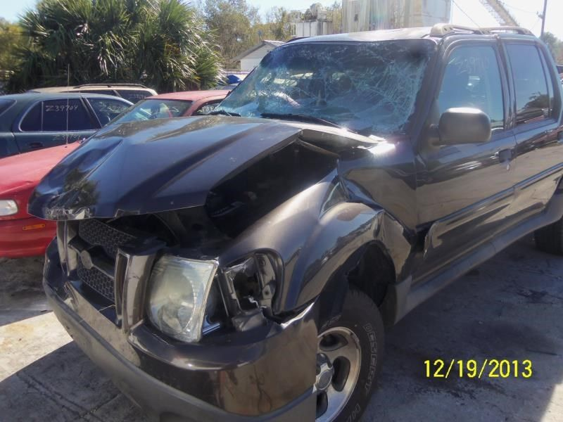 2001 ford explorer suspension-steering explorer spindle knuckle  front 515 GRY,XLS,4.0,COL,4X2,3.73NL