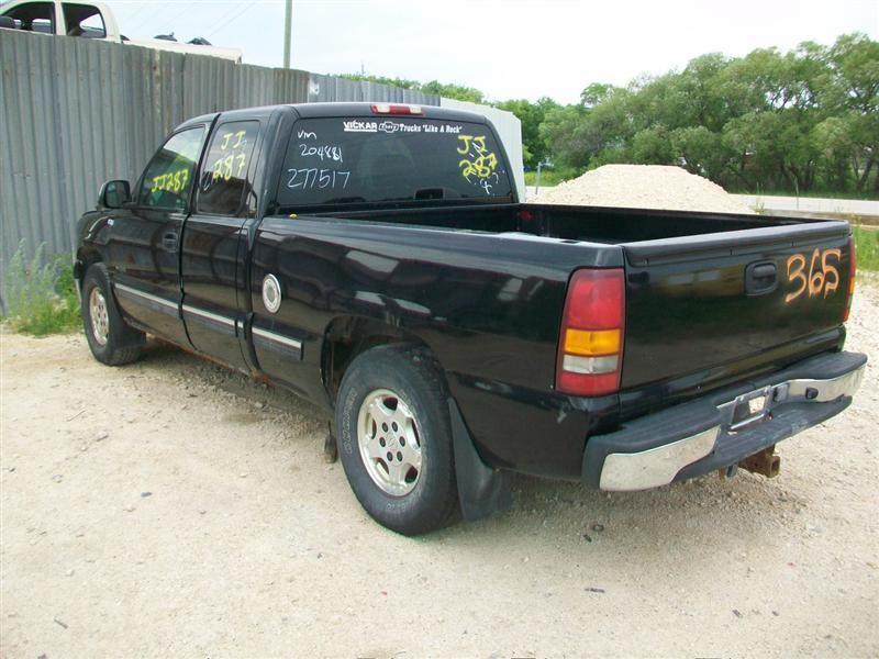 2002 Chevrolet Truck Suburban 2500 Interior Speedometer Head Cluster Cluster Canada Kph