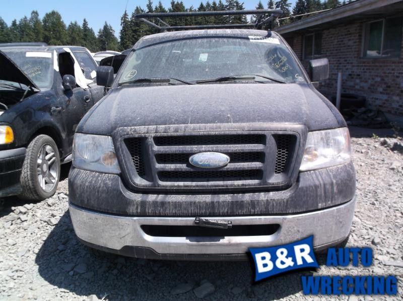 2004 ford truck f150 front-body f150 headlamp assembly 114 XCSB4X2,STRESS CRACKS