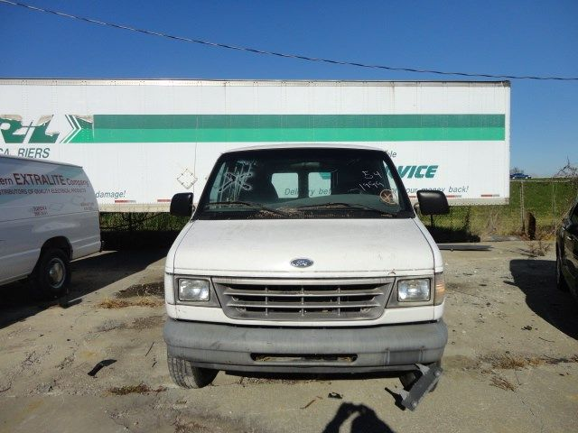 Used 1999 ford truck ford e150 van engine accessories fan for Star motors iowa city