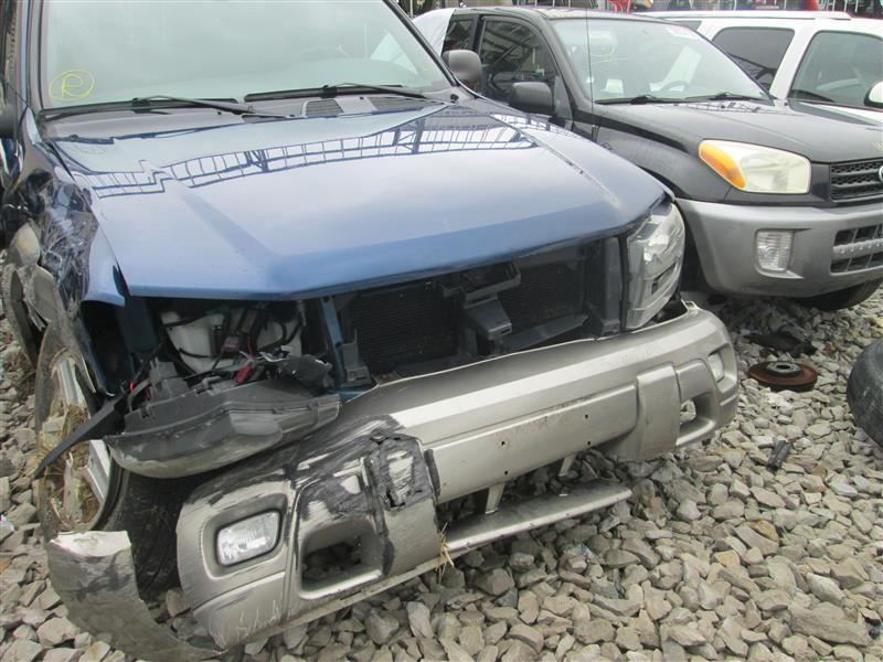 2004 Chevrolet Truck Trailblazer Interior Speedometer Head