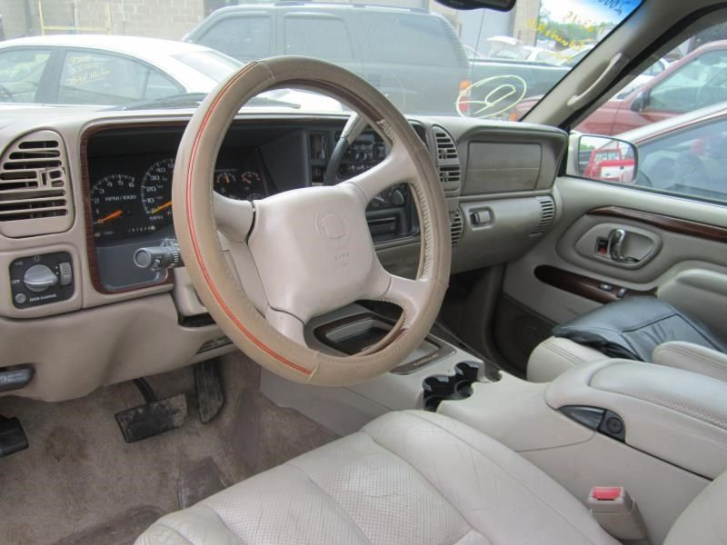 Used 2000 Cadillac Escalade Interior Escalade Seat Front Part 239