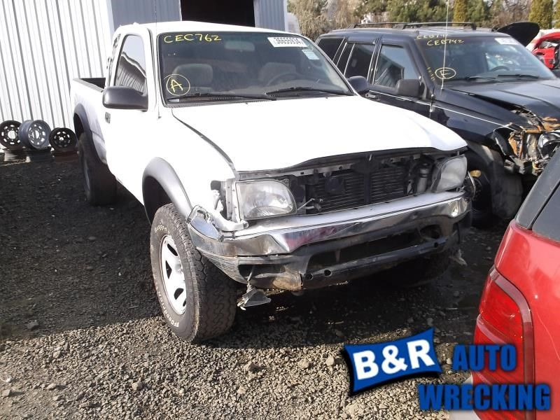 2002 toyota tacoma electrical chassis control module air bag   floor under ctr dash  591 XC2X4SB,PRERUNNER,AT,3.4