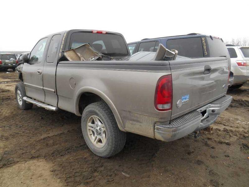 2003 ford truck ford f150 pickup transmission transmission transaxle a t   8 330  5 4l   4r70w  std load   4x4  id 1l3p ja |  400 AOD,5.4,12\02, ID???