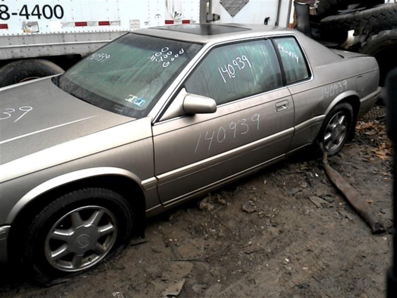 1999 General Motors Eldorado Wheels 560 Eldorado 560 04522