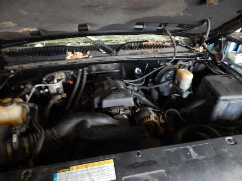Used 1999 Chevrolet Truck Express 2500 Van Engine Oil Pan