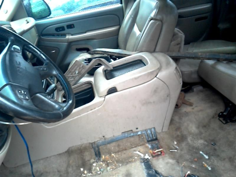 Used 2006 Chevrolet Truck Silverado 2500 Pickup Interior Front Se