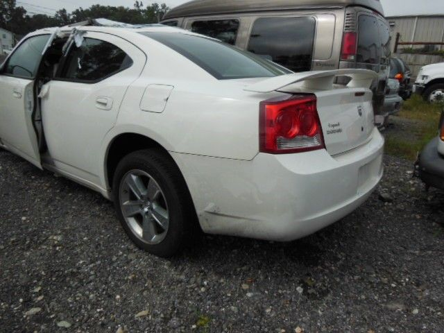 Used 2009 dodge charger rear body decklid tailgate spoiler for Paradise motors elkton md