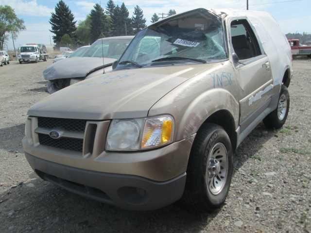2001 ford explorer suspension-steering explorer spindle knuckle  front |  515