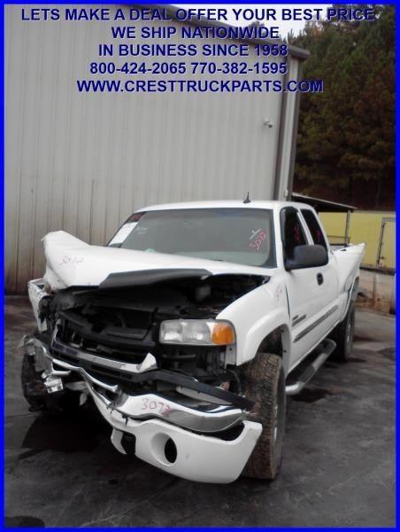 2004 gmc truck sierra 2500 pickup transmission 431 drive for A m motors paris ky