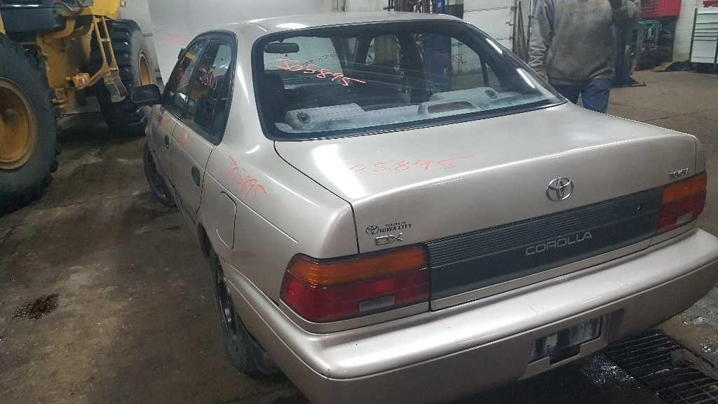 Used 1995 Toyota Corolla Interior Interior Rear View Mirror Alter
