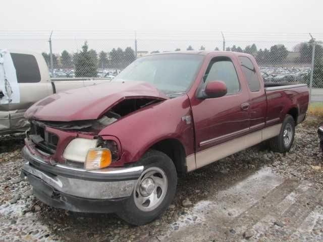1997 ford truck ford f150 pickup engine accessories starter motor 8 280  4 6l   id f7uu 11000 aa    604 4.6