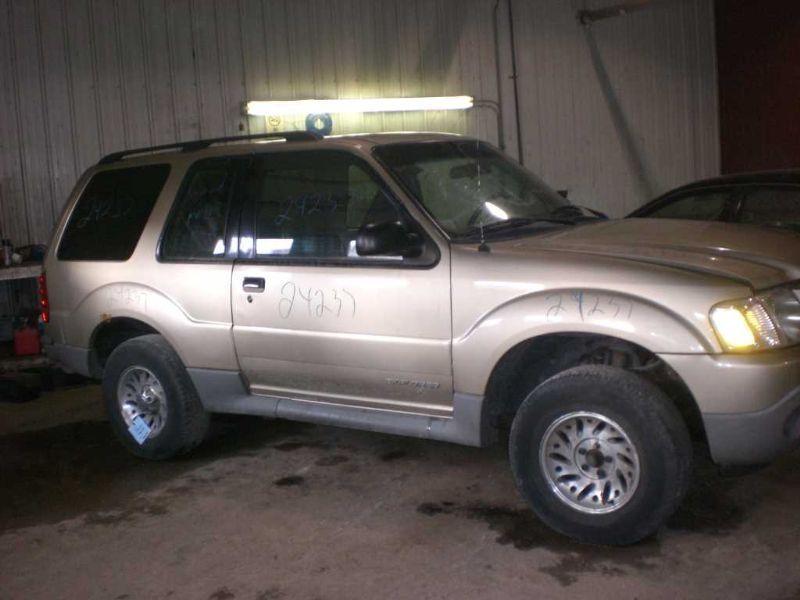 2001 ford explorer suspension-steering explorer spindle knuckle front 515 LH,COL